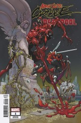 Marvel - Absolute Carnage vs Deadpool # 1 Ferry Variant