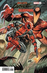 Marvel - Absolute Carnage vs Deadpool # 1 Liefeld Connecting Variant