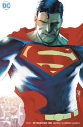 DC - Action Comics # 1001 Manapul Variant