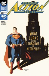 DC - Action Comics # 1002