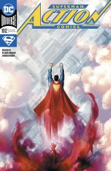 DC - Action Comics # 1012