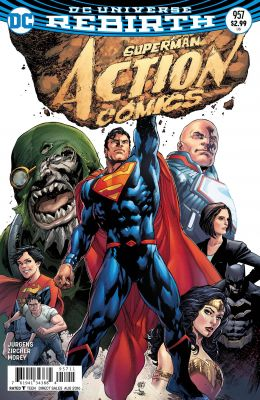 Action Comics # 957