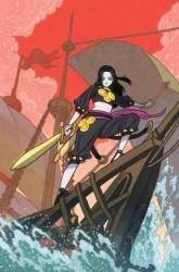 Marvel - Age Of Conan Belit # 1 1:10 Afu Chan Variant