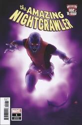 Marvel - Age Of X-Man Amazing Nightcrawler # 1 1:50 Pham Variant