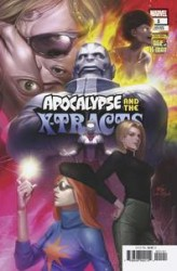 Marvel - Age Of X-Man Apocalypse And X-Tracts # 1 Variant