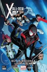 Marmara Çizgi - All New X-Men Cilt 6 Büyük Macera & Utopialılar