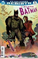 DC - All Star Batman # 1 Romita Variant