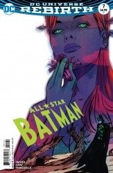 DC - All Star Batman # 7 Lotay Variant