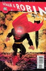 DC - All Star Batman & Robin The Boy Wonder # 4 Frank Miller Variant