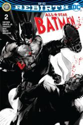JBC Yayıncılık - All Star Batman Sayı 2
