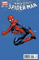 Marvel - Amazing Spider-Man # 1 1:75 McGuinness Variant