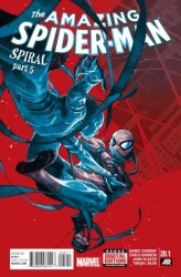 - Amazing Spider-Man # 20.1