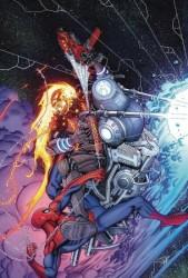 Marvel - Amazing Spider-Man (2018) # 5 Cosmic Ghost Rider Variant