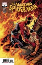 Marvel - Amazing Spider-Man (2018) # 5