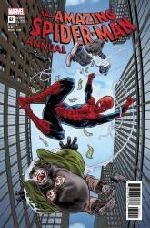 Marvel - Amazing Spider-Man Annual # 42 Hawthorne Variant