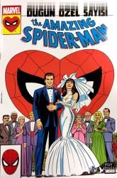 Marmara Çizgi - Amazing Spider-Man Düğün Özel Sayısı