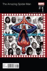 Marvel - Amazing Spider-Man # 1 Del Mundo Hip Hop Variant