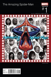 Marvel - Amazing Spider-Man # 1 Del Mundo Hip Hop Variant