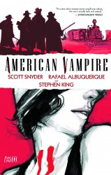 Vertigo - American Vampire Vol 1 TPB