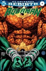 DC - Aquaman #4