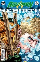 DC - Aquaman Rebirth #1