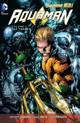 DC - Aquaman (New 52) Vol 1 The Trench TPB