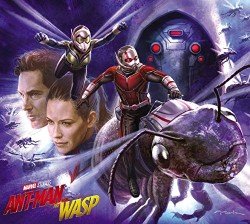 Marvel - Marvel's Ant-Man and the Wasp Art of the Movie HC