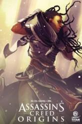 Titan Comics - Assassin's Creed Origins # 1