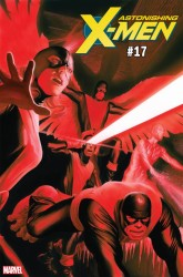 Marvel - Astonishing X-Men # 17 Alex Ross Uncanny X-Men Variant