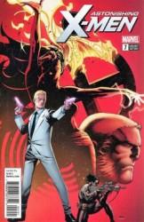 Marvel - Astonishing X-Men # 7 1:25 Stevens Variant