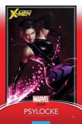 Marvel - Astonishing X-Men # 7 Trading Card Variant