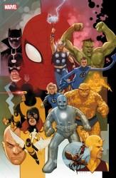 Marvel - Avengers (2018) # 12 Noto Marvel 80th Variant F