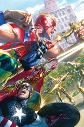 - Avengers (2018) # 18 Alex Ross Marvel 25th Tribute Variant