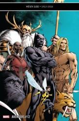 Marvel - Avengers (2018) # 12