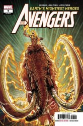 Marvel - Avengers (2018) # 7