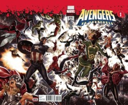 Marvel - Avengers # 675 (No Surrender) Lenticular Kapak