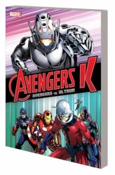 Marvel - Avengers K Book 1 Avengers vs Ultron TPB