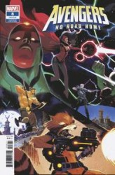 Marvel - Avengers No Road Home # 8 Scalera Connecting Variant