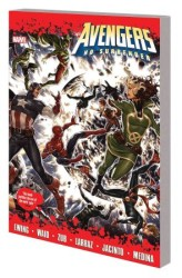 Marvel - Avengers No Surrender TPB
