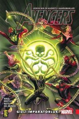 Avengers Zincirsiz Cilt 2 Gizli İmparatorluk