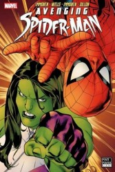 Marmara Çizgi - Avenging Spider-Man Sayı 3