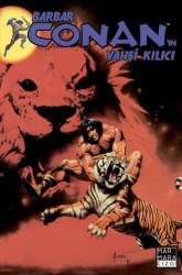 Marmara Çizgi - Barbar Conan'ın Vahşi Kılıcı Cilt 12