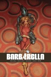 Dynamite - Barbarella # 4 Roux Variant