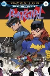 DC - Batgirl # 14