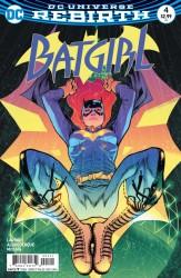 DC - Batgirl #4 Variant