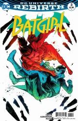 DC - Batgirl # 3 Variant