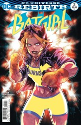 DC - Batgirl # 2 Variant
