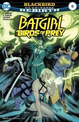 DC - Batgirl and Birds of Prey # 10