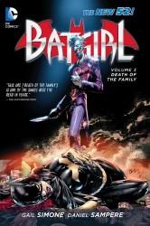 DC - Batgirl (New 52) Vol 3 Death of the Family TPB