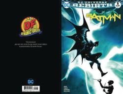 DC - Batman # 1 Dynamic Forces Jae Lee Variant